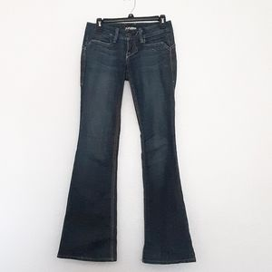William Rast Savoy Trouser Jeans Size 24
